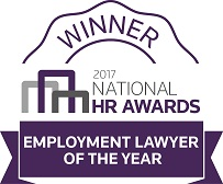 Canadian HR Reporter 2017 Employment Lawyer of the Year